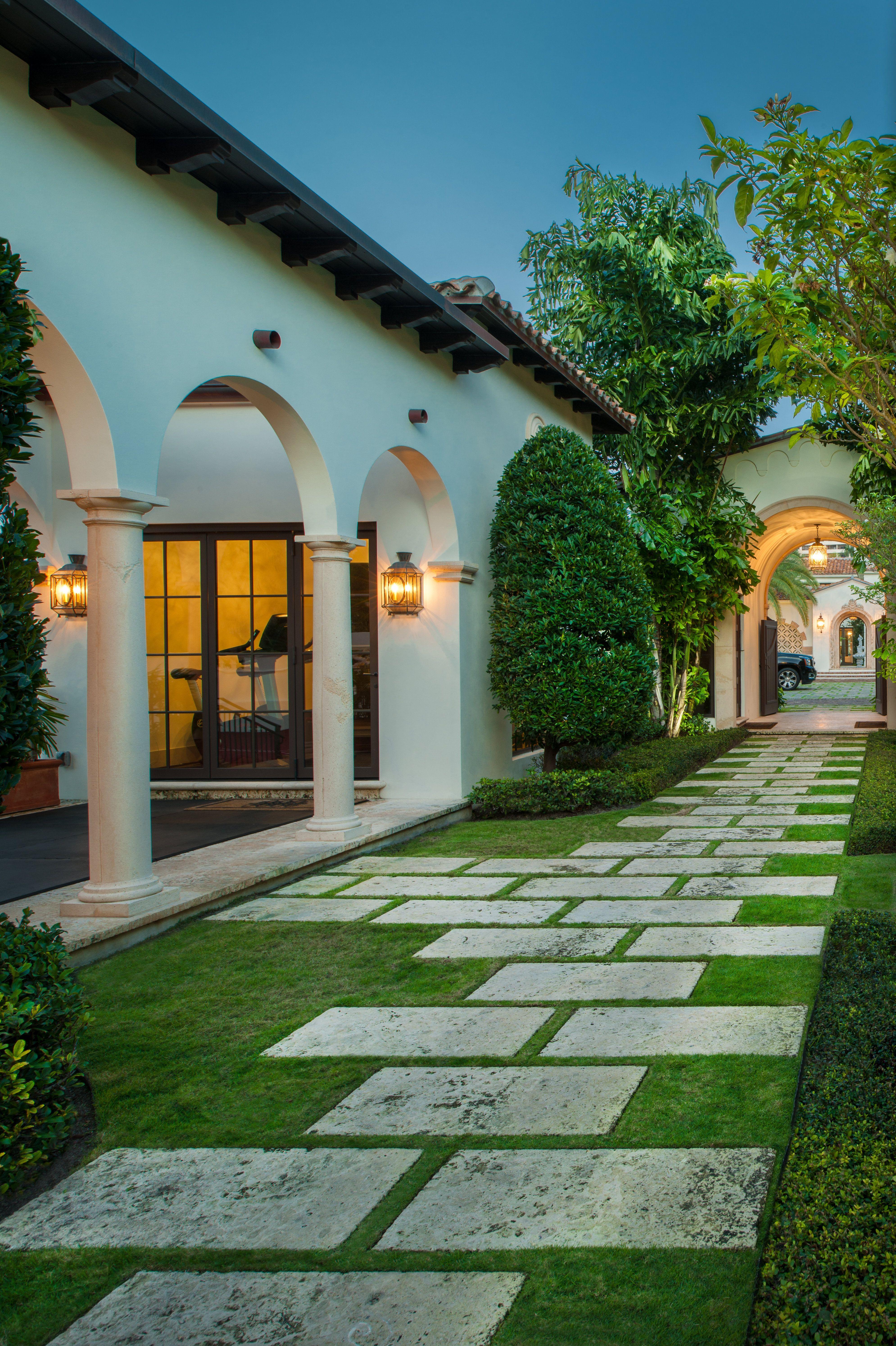 Landscape - Photo Credit: Maxwell Mackenzie | Miami Beach Residence ...