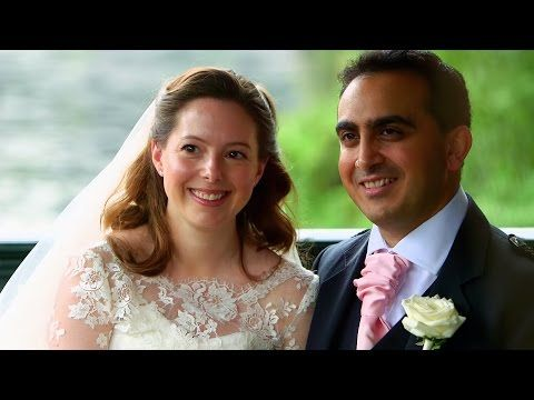 Dundas Castle Wedding Video Linsey Vimal Short Highlights Castle Wedding Wedding Video Wedding Videos