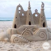 Summer Sand Castles | www.cwist.com