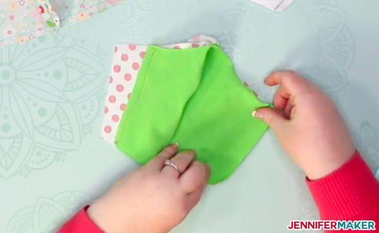 Photo of DIY Face Mask Patterns – Filter Pocket & Adjustable Ties! – Jennifer Maker – Masque