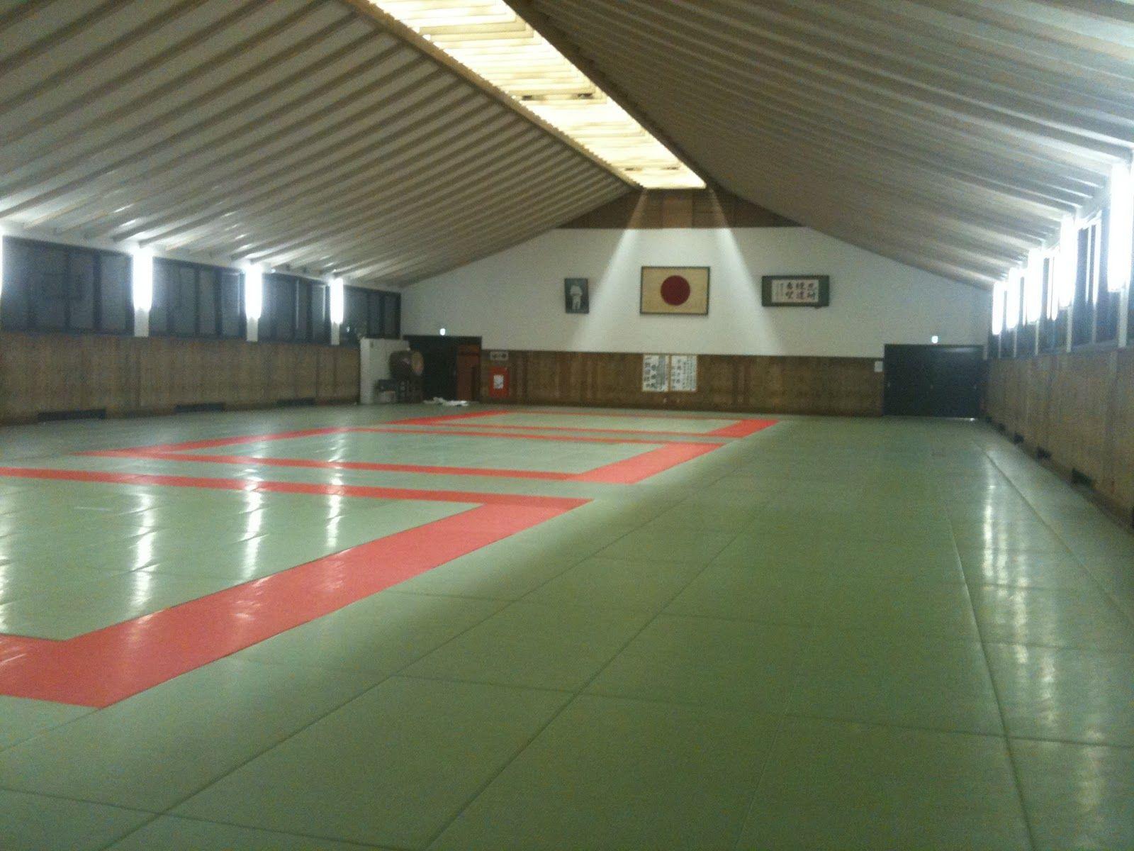 Bosei Judo 望星 The Dojo Dojo design, Dojo, Martial arts gym