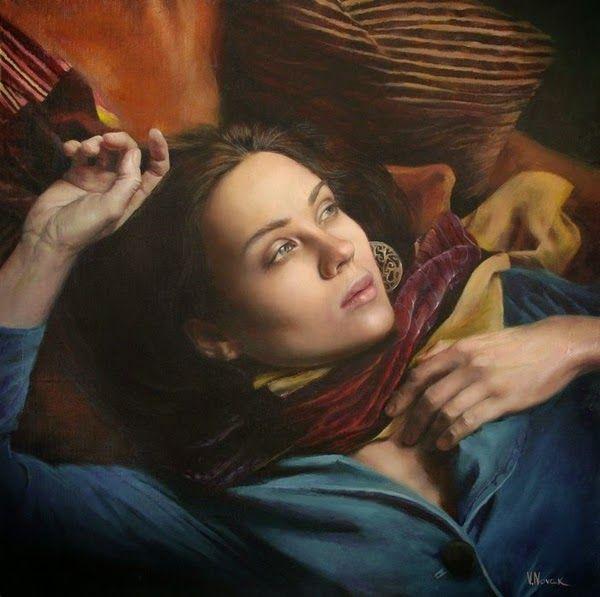 ~ Victoria Novak: Velvet