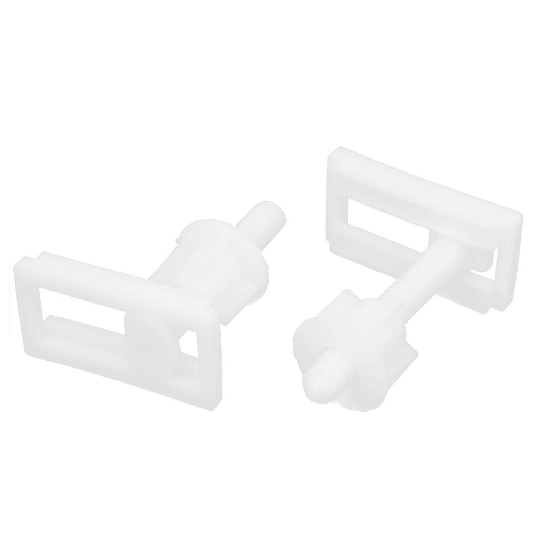Fine Rectangular Shaped Toilet Seat Hinge Bolts Nuts Repair Tool Gamerscity Chair Design For Home Gamerscityorg