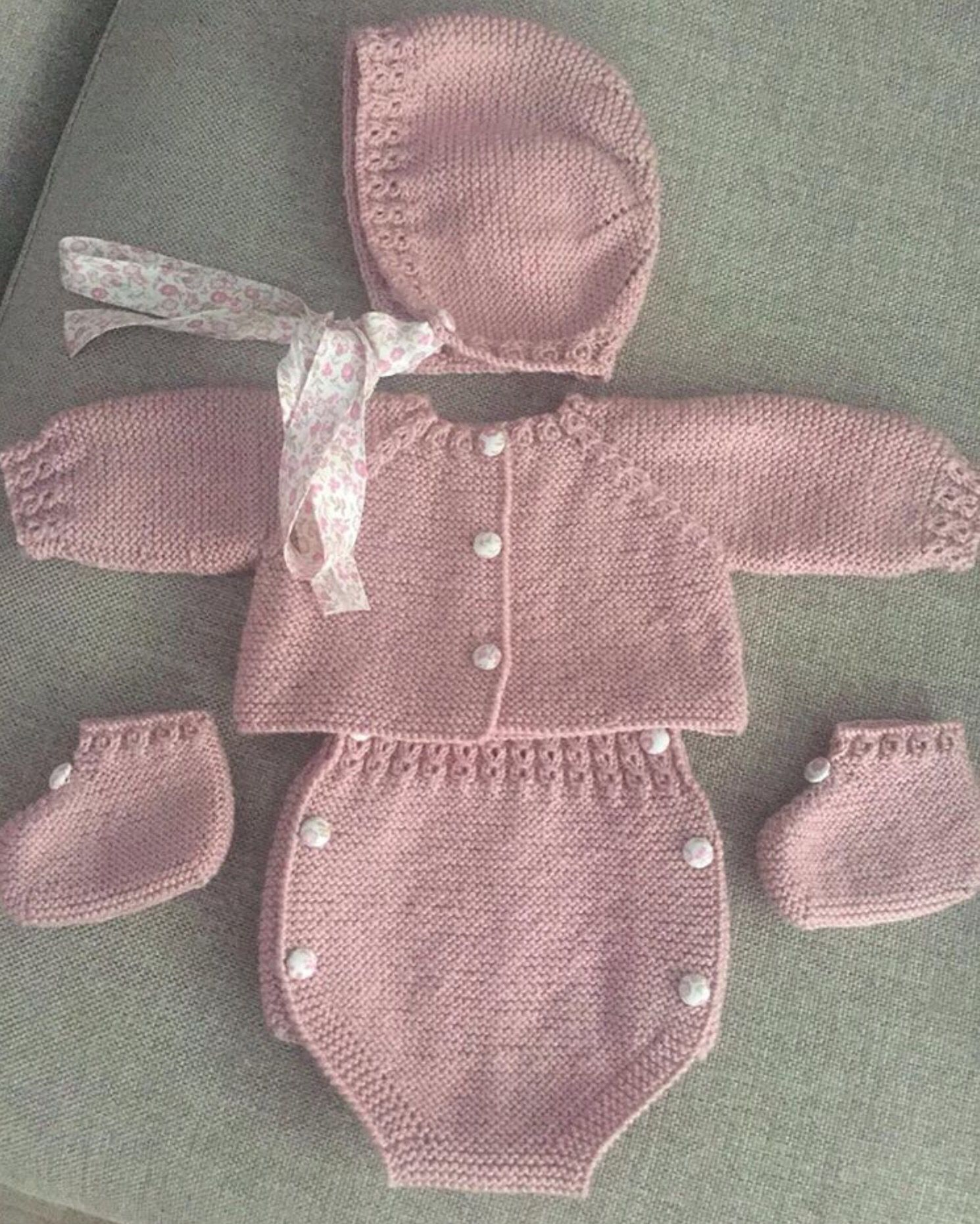 Club de labores madrid a crochet nena pinterest - Labores de crochet para bebes ...
