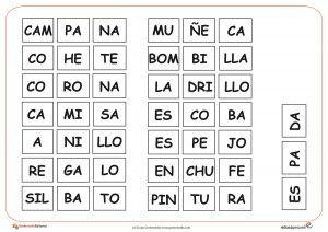 Pin En Conciencia Fonológica