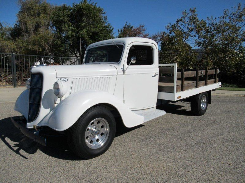 1936 Ford Model 68 Stakebed for sale Simi Valley, CA