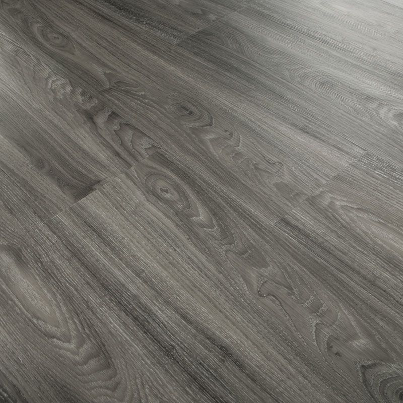 Grey Kitchen Lino: Spectra Grey Oak Extra Wide Luxury Click Vinyl Flooring