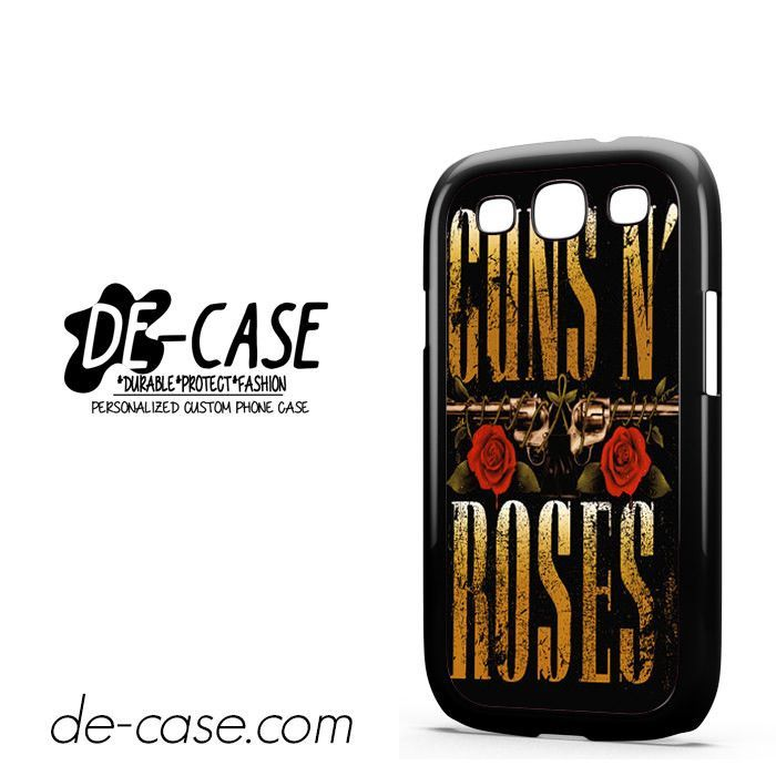 Guns And Roses DEAL-4955 Samsung Phonecase Cover For Samsung Galaxy S3 / S3 Mini