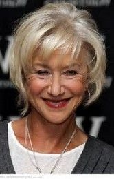 Afbeeldingsresultaten voor Hair Styles For Older Woman