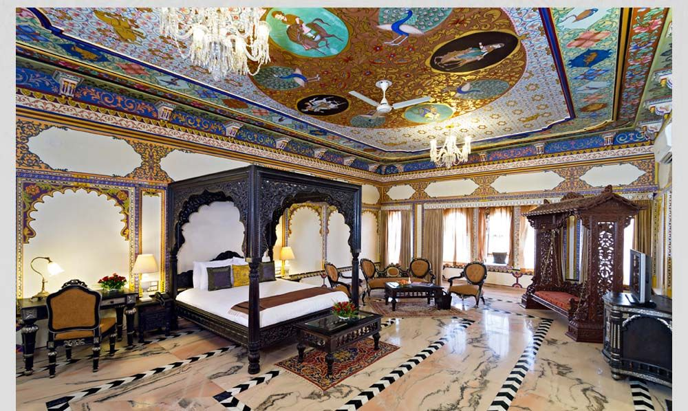 A traditional heritage hotel in Udaipur. Reserve a