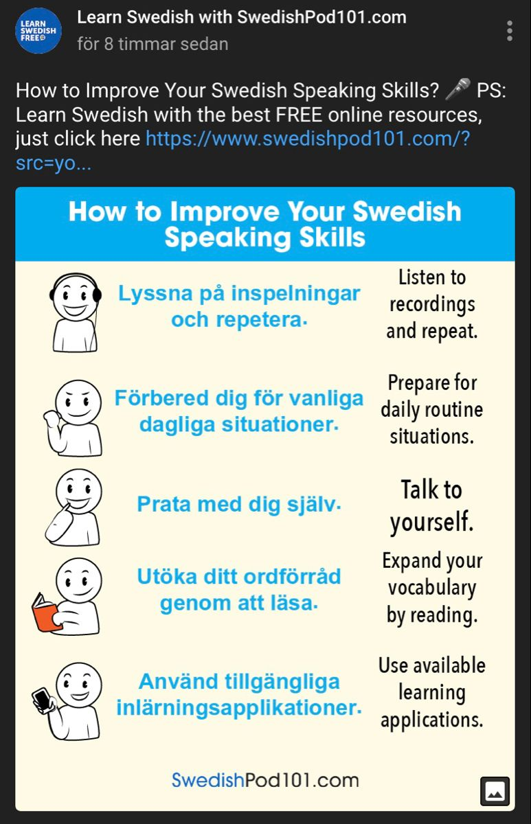 Pin By Marina On Swedish In 2020 Learn Swedish Swedish Language Swedish