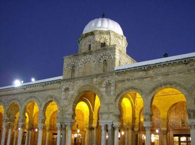 صور لأجمل مساجد العالم جامع الزيتونة المعمور Tunisia Mosque Tunis