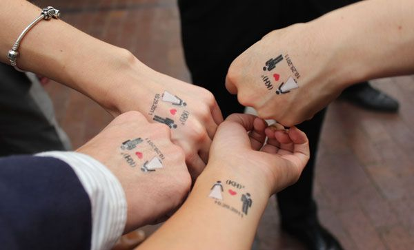 Wedding Tattoos for Everyone