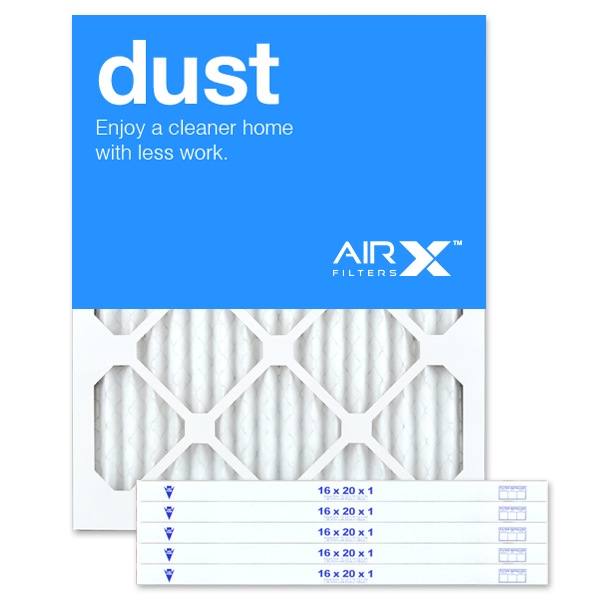16x20x1 AIRx DUST Air Filter MERV 8 in 2020 Filters