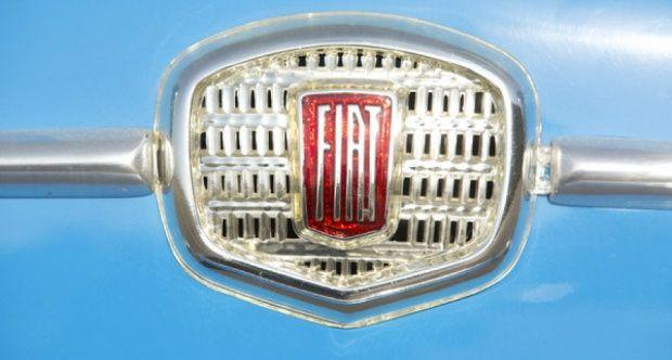 1959 Fiat 500 Jolly