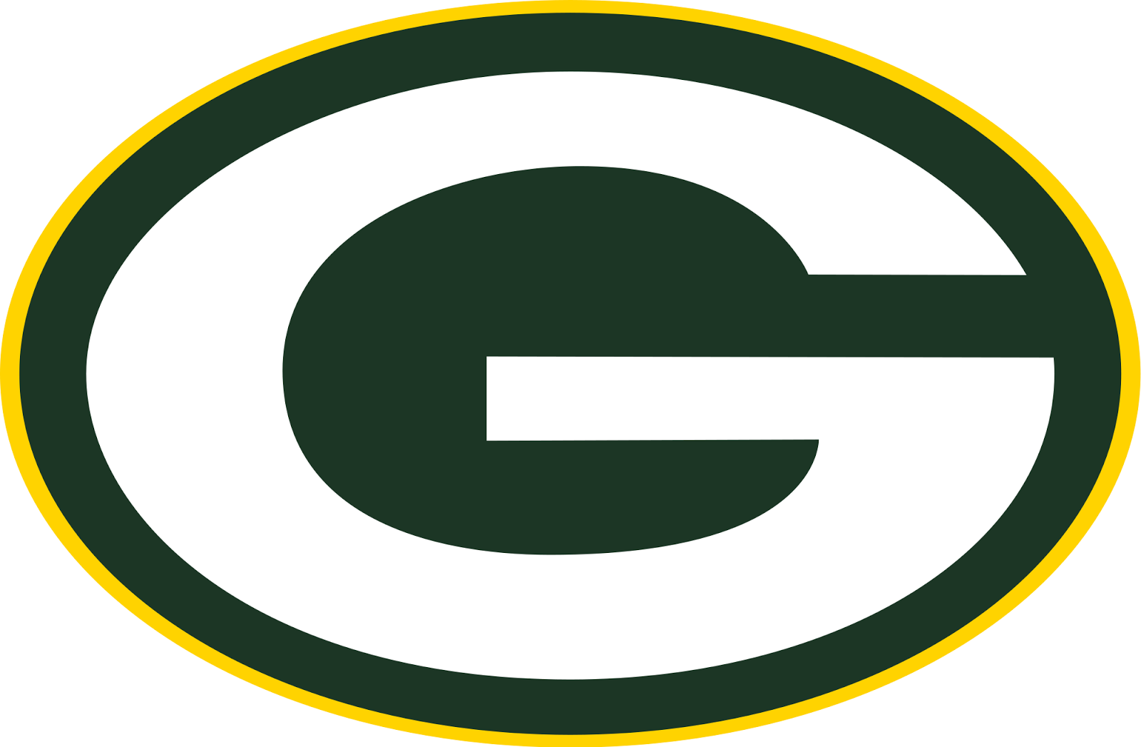 The Nfl Report Top 10 Nfl Logos Green Bay Packers Logo Green Bay Logo Green Bay