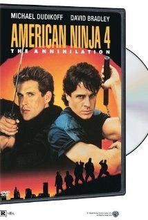 American Ninja 4 The Annihilation 1990 Cannon Film Ninja