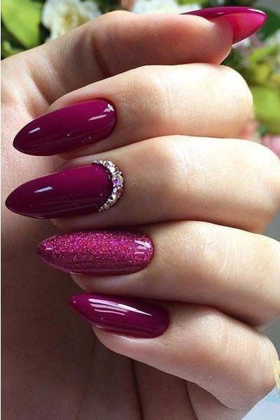 Simple but cute nail art 2018 - Simple But Cute Nail Art 2018 Nail Art Pinterest Manicure