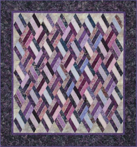 "Diamond Weave - 74"" x 79"" from"