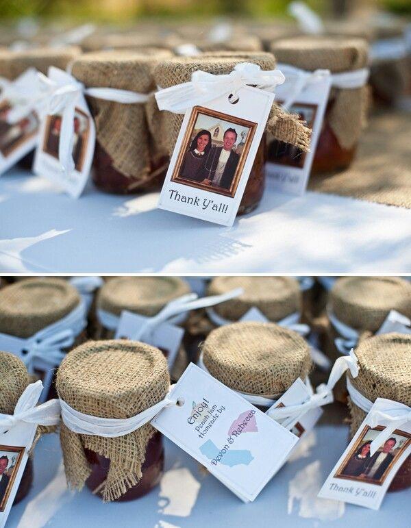 Door Gift Wedding Idea: Wedding, Jam Jar