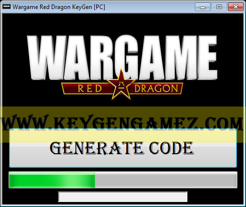 Are You Looking For Wargame Red Dragon Keygen If The Answer Is Yes You Ve Got In The Right Area Please Take A Look Here And Get Wrd Keygen Tool Right Now
