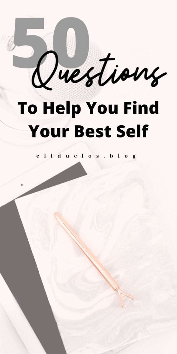Photo of 50 Questions to Answer to Find Your Best Self – Personal Growth
