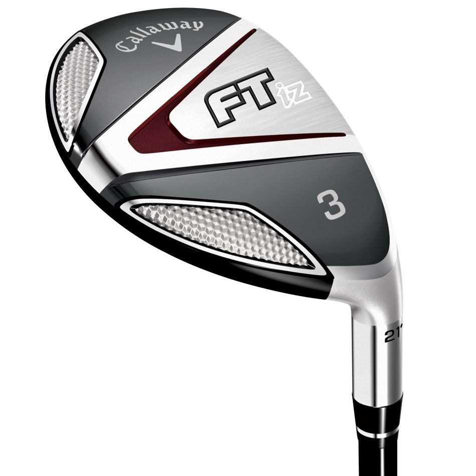 FT-iZ Hybrids (get rid of those long irons b/c these clubs get the ball higher and longer)