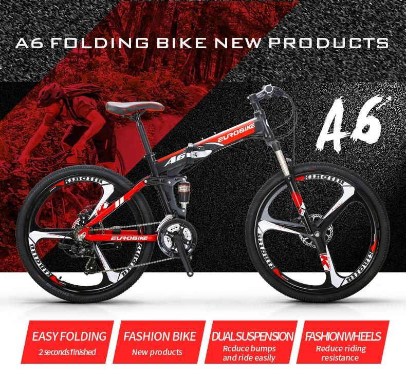 Braking System Double Disc Brake Brand Name Eurobike Gross