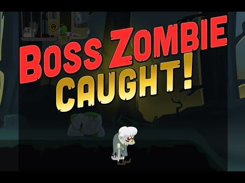 Zombie Catchers Boss Zombies Gameplay All Bosses Mobile Game
