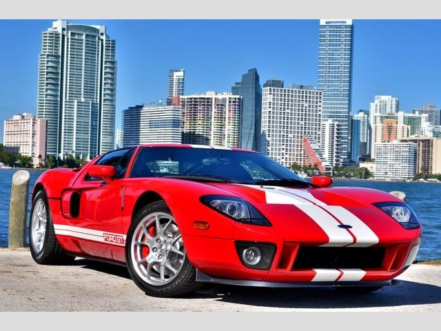 FordGT1 by 1GrandPooBah, via Flickr