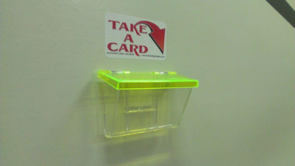 Vehicle Business Card Holders Monavie Avon Mary Kay Rep | Business ...
