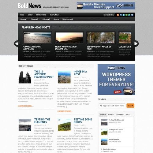 Woothemes Boldnews. Pinned Laurence Autorino | Blogs and Wordpress ...