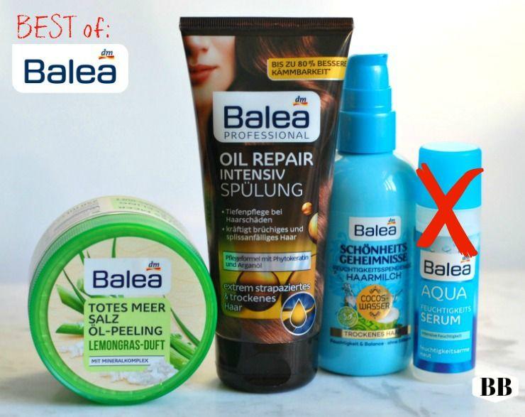 Balea Best Of 1 Schonheitsgeheimnisse Haarmilch Cocos Wasser