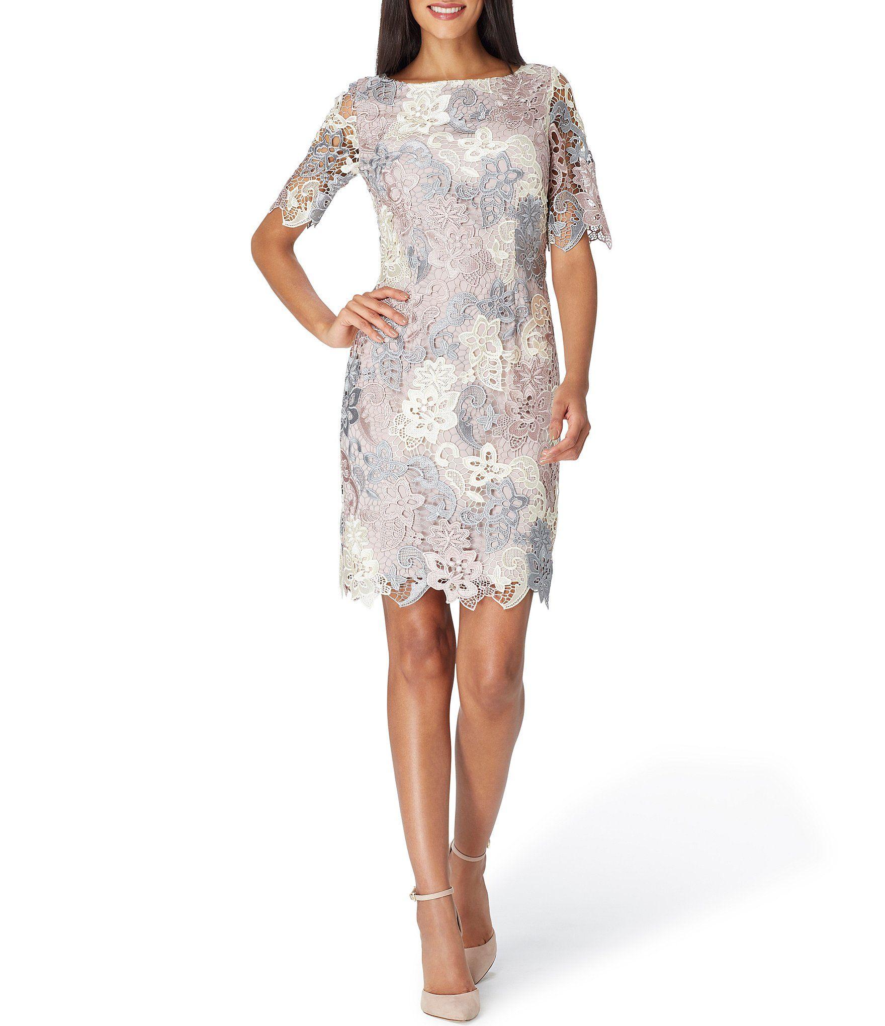 Shop For Tahari Asl Lace Sheath Dress At Dillards Com Visit Dillards Com To Find Clothing Accessories Shoe Trendy Cocktail Dresses Lace Sheath Dress Dresses [ 2040 x 1760 Pixel ]