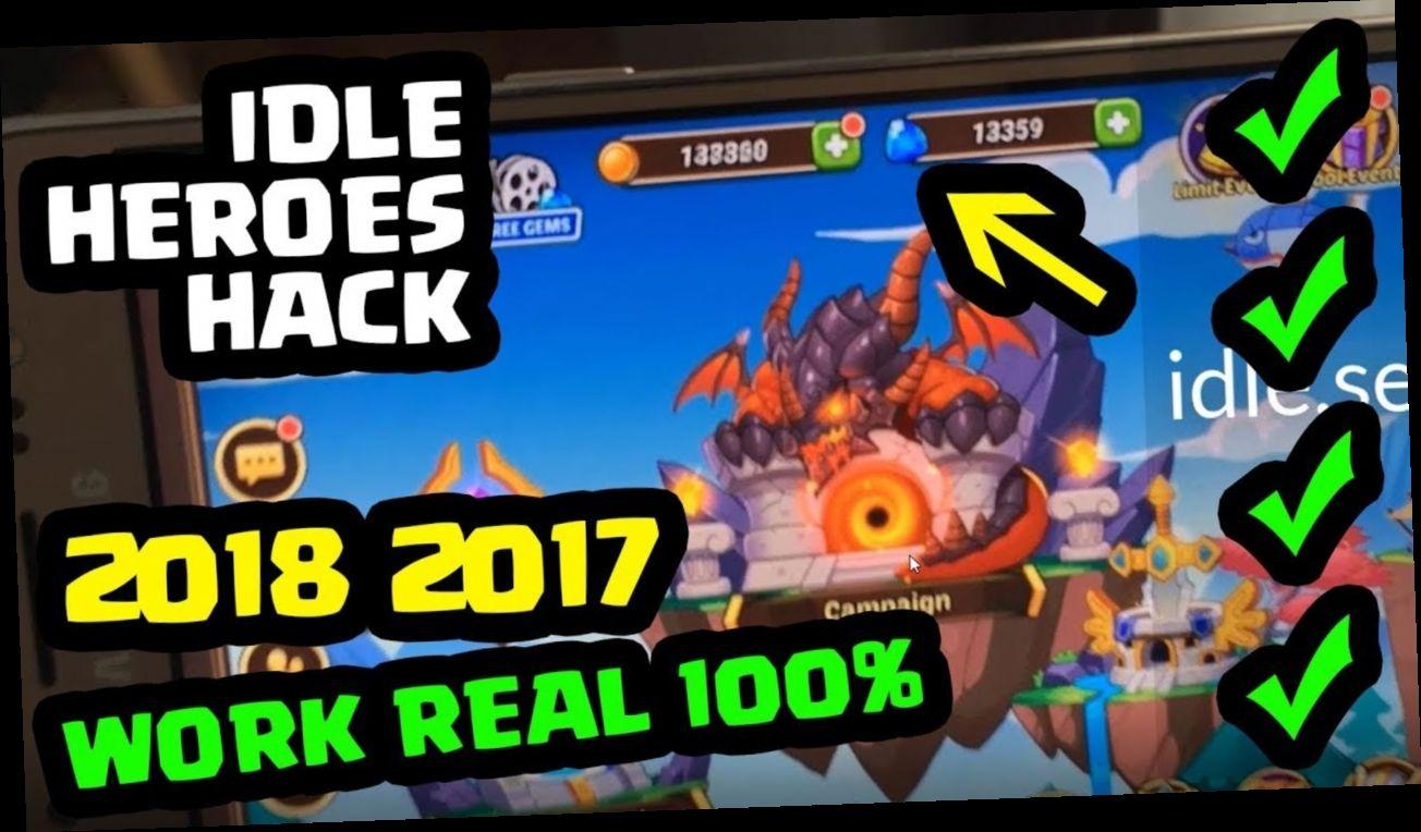 idle heroes hack version в 2020 г