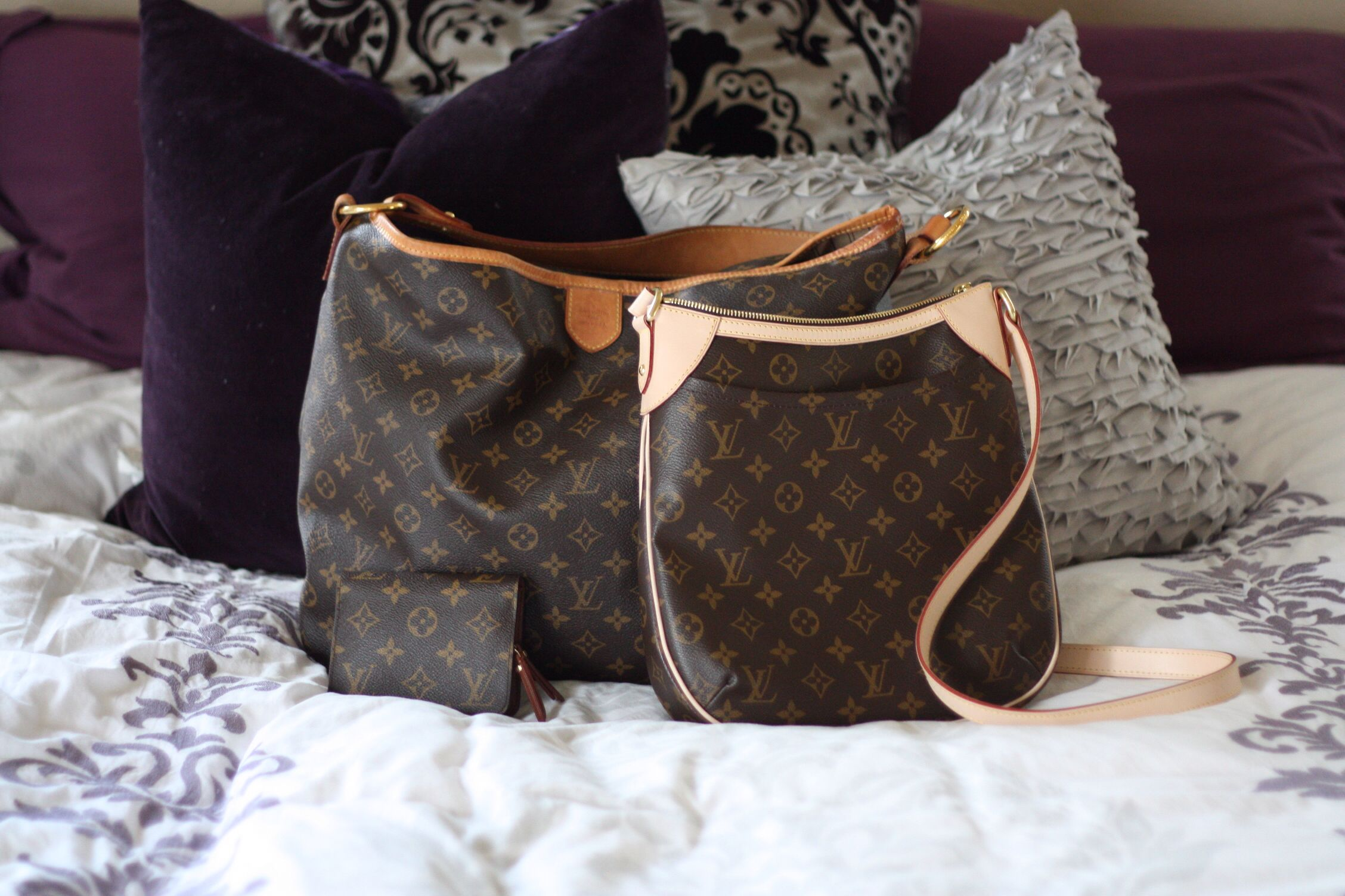 7bfa1195b199 My LV Collection  Louis Vuitton Delightful MM