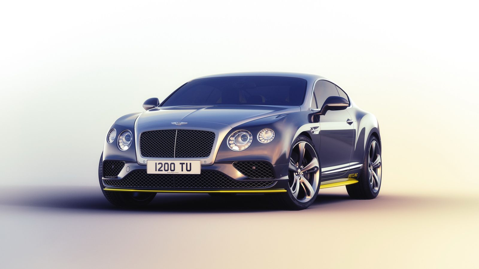 Bentley Continental GT Speed inspired by Breitling Jets