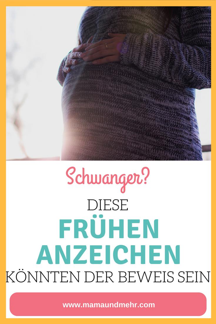 Sehr Frühe Schwangerschaftsanzeichen