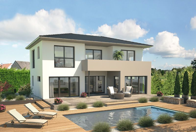 stadtvilla top star s 148 hanlo haus kategorie premiumh user bis euro. Black Bedroom Furniture Sets. Home Design Ideas