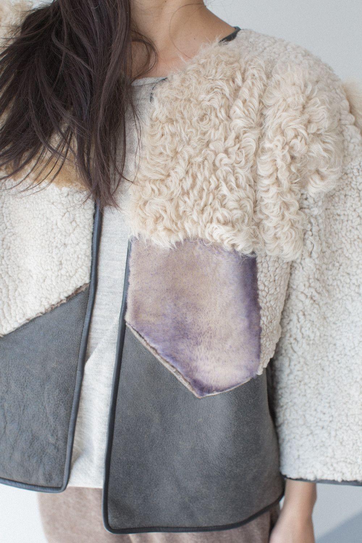 Milena Silvano Lilakoi Jacket | Beautiful Dreamers #ethicalfashion