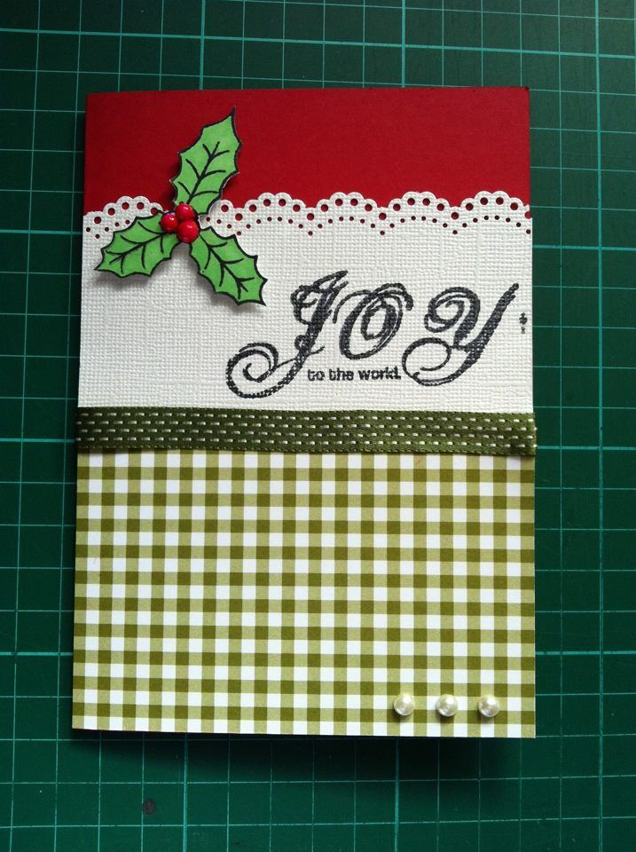 Joy To The World Scrapbook Com Cardmaking And Tag Ideas