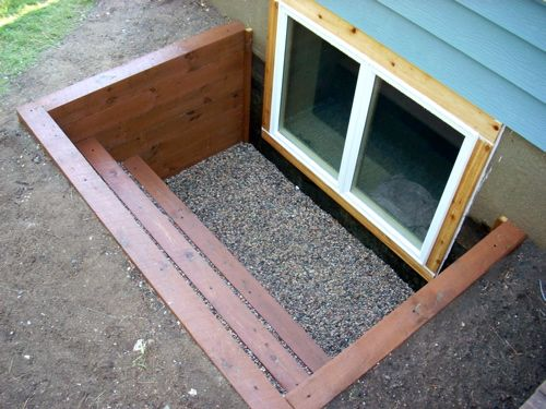 build separate egress window plan simply landscape existing we well covers lowes canada wells denver