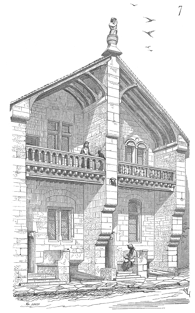 Dictionnaire raisonn de l architecture fran aise du xie for Architecture dictionnaire