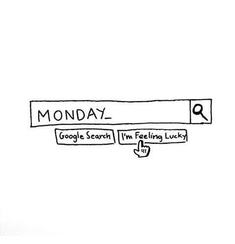 Como você vê as suas segundas-feiras? #produtividade #trabalho
