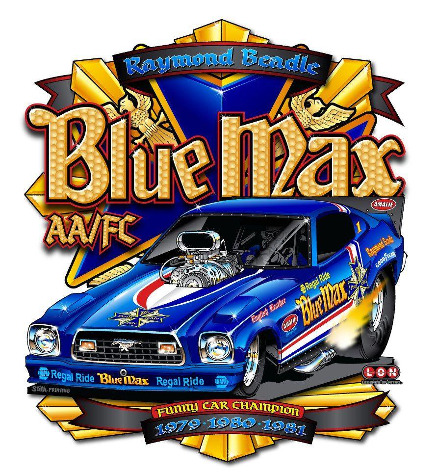 Raymond Beadle Blue Max