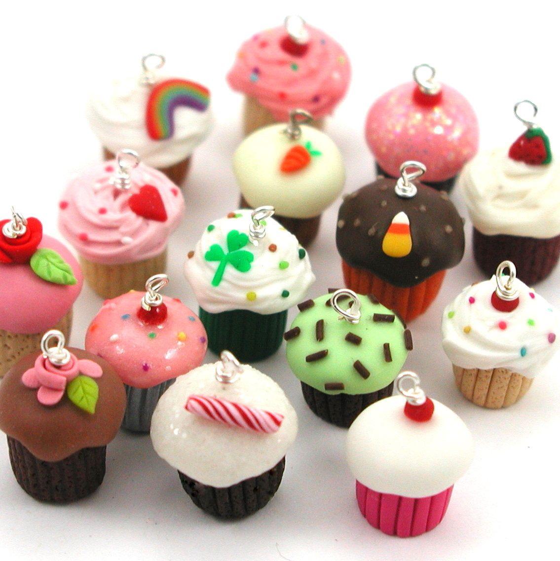 amazing cupcakes looks sooooo yummy fimo food fimo. Black Bedroom Furniture Sets. Home Design Ideas