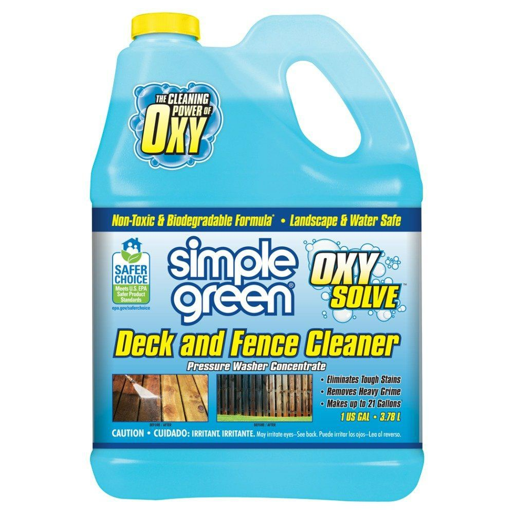 Buyer S Guide The Best Deck Cleaners Deck Cleaner Cleaning Vinyl Siding Composite Deck Cleaner