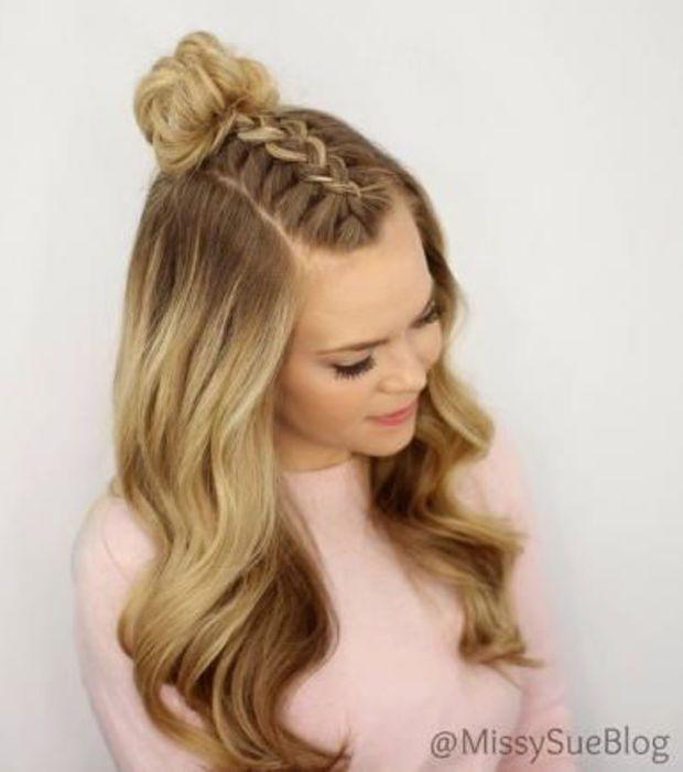 Noël 2016 22 idées de coiffure pour rayonner durant les