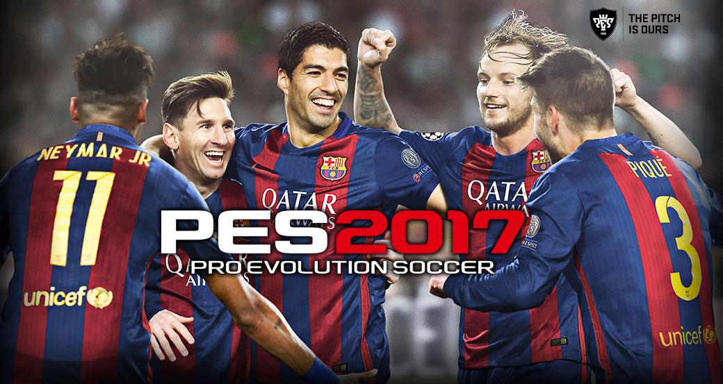PES 2017 Download - Pro Evolution Soccer 2017 PC : KONAMI