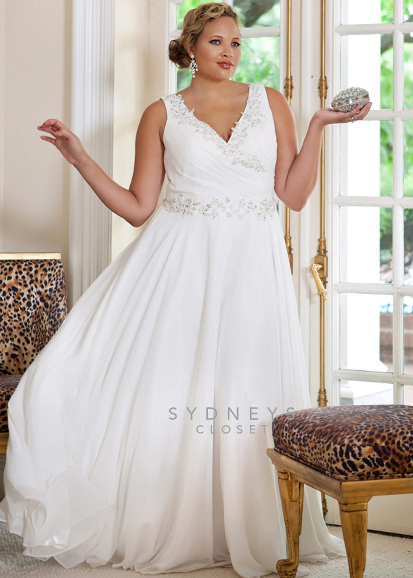 Wedding Dress Plus Size Patterns Ideas